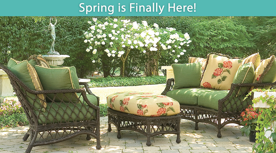 Spring Is Finally Here!